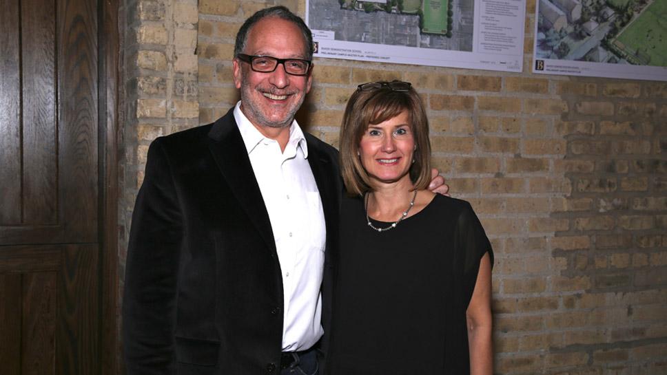 Dan Schwartz, Karen Meyer