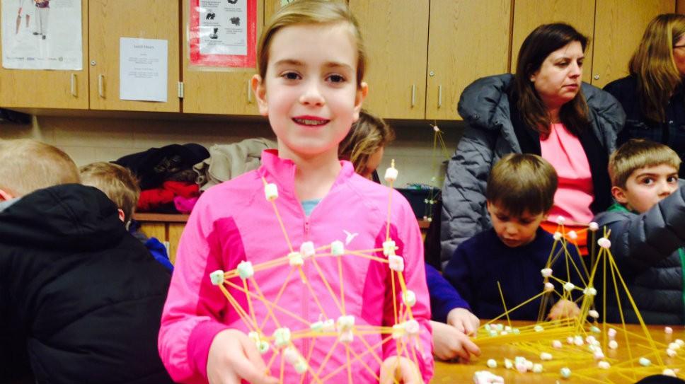 Students Enjoy STEM Night