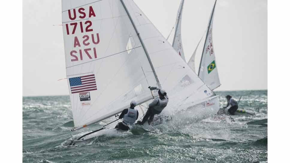 LF's Haeger Makes US Sailing Team