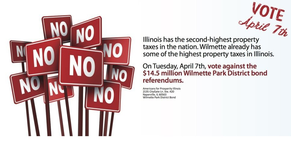 Tax Fervor Over Wilmette Beaches