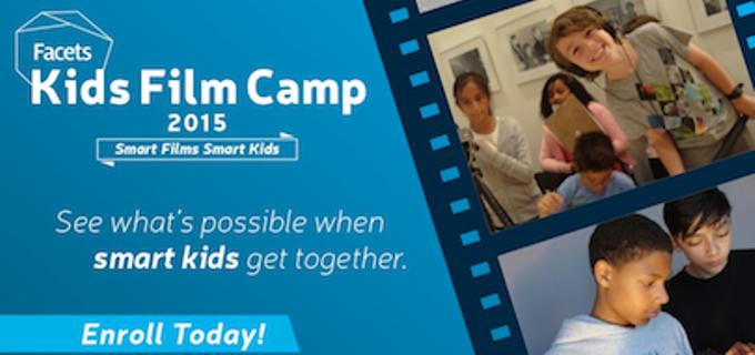 Facets Multimedia Camp in LF