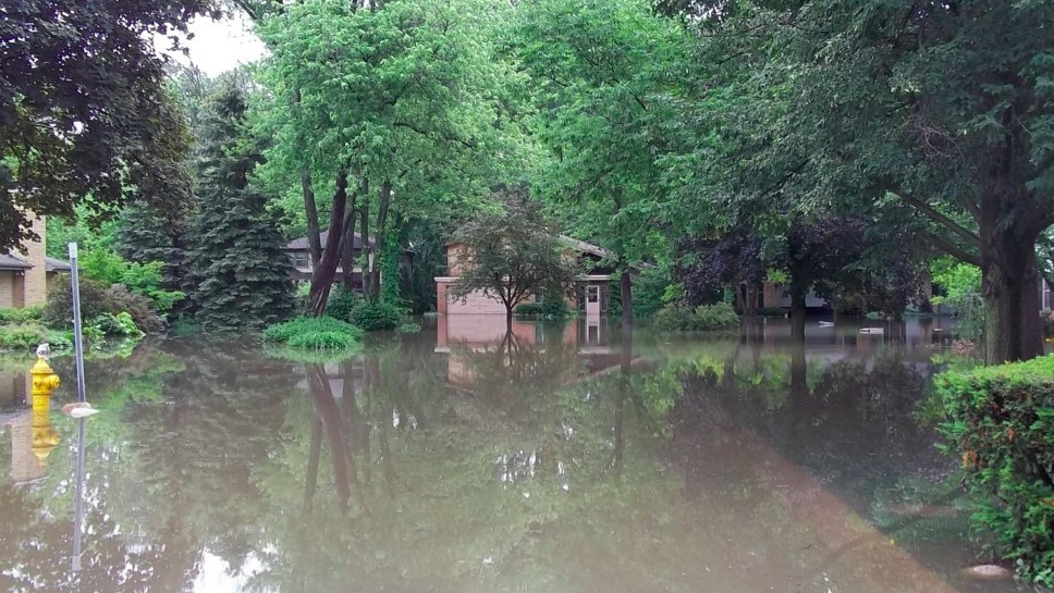 Who's Buying Glenview's Flood Plain?
