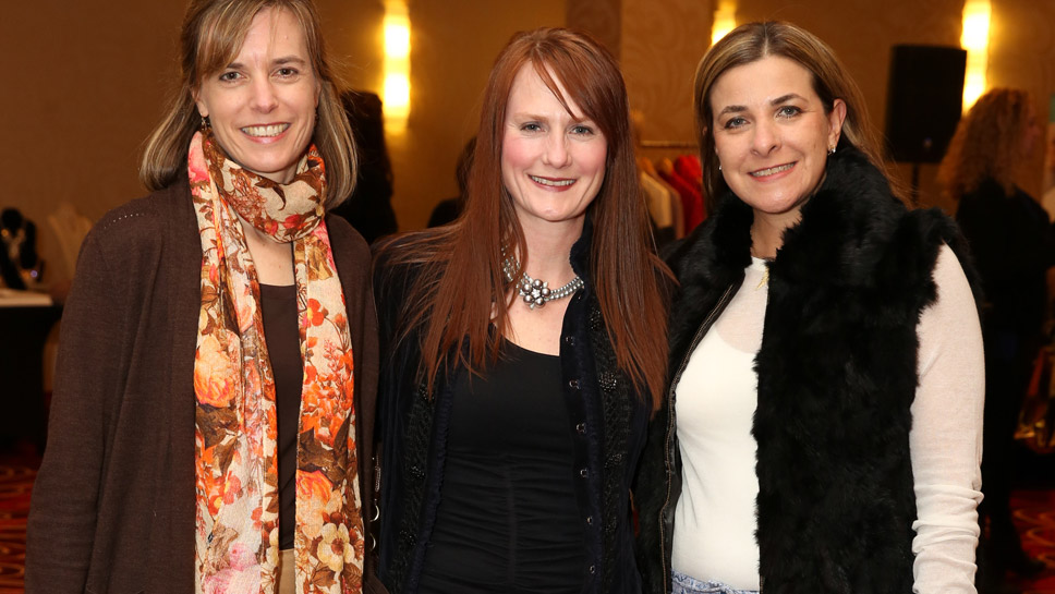 Elizabeth Sammann, Kimberly Conte, Claudia Mion