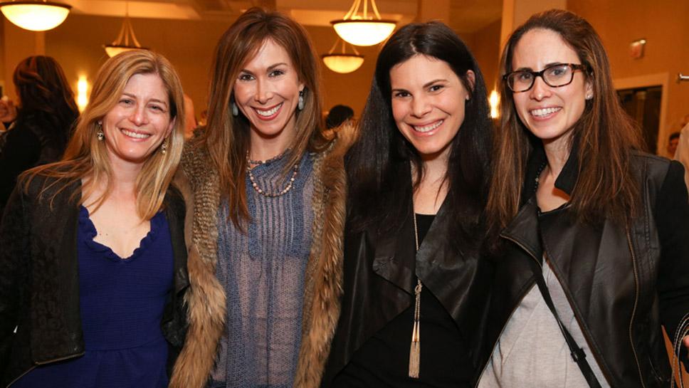 Melissa Field, Carrie Heller, Jacqueline Bierig, Janie Romick