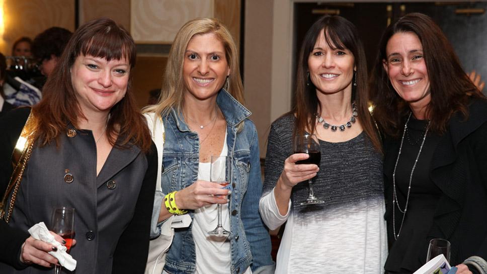 Victoria Birov, Judy Berkeley, Debbie Perkins, Aimee Gray