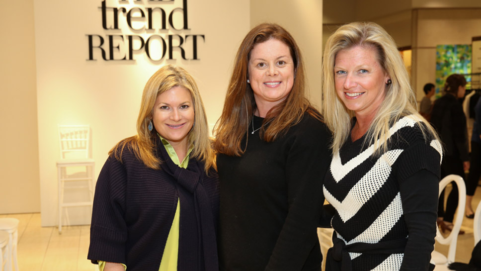 Heather Upchurch, Ann Forowycz, Pamela Werner