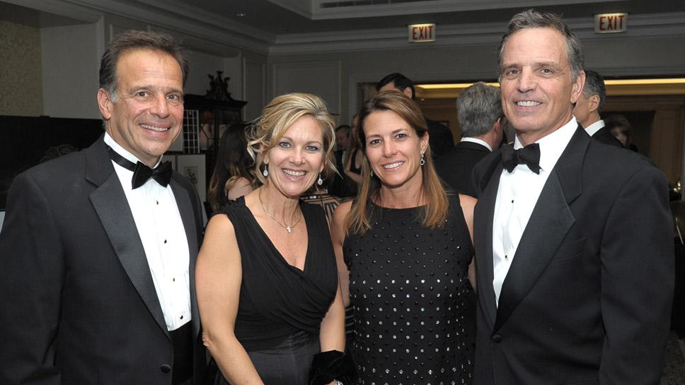 Mark & Julie Pucchio, Eileen & Mark McNabola