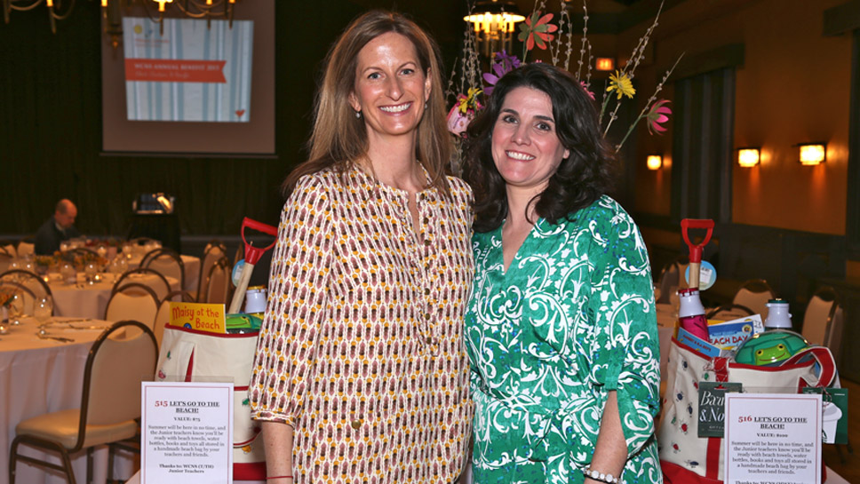 Event Co-Chairs Liz Otto, Christine Keich