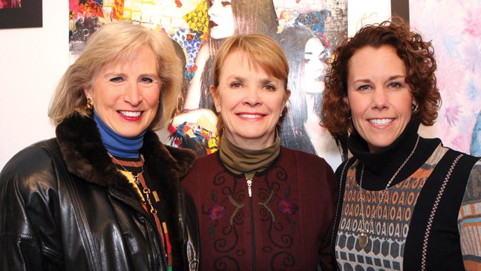 Wendy Antrim, Carolyn Bielski, Christine Rider