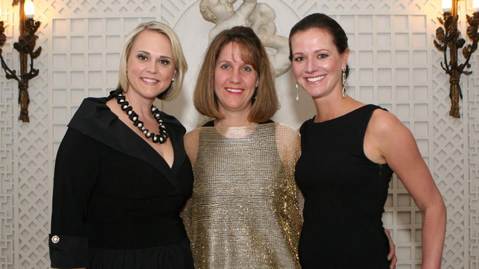 Lisa Duran, Holly Matson, Morley Vahey
