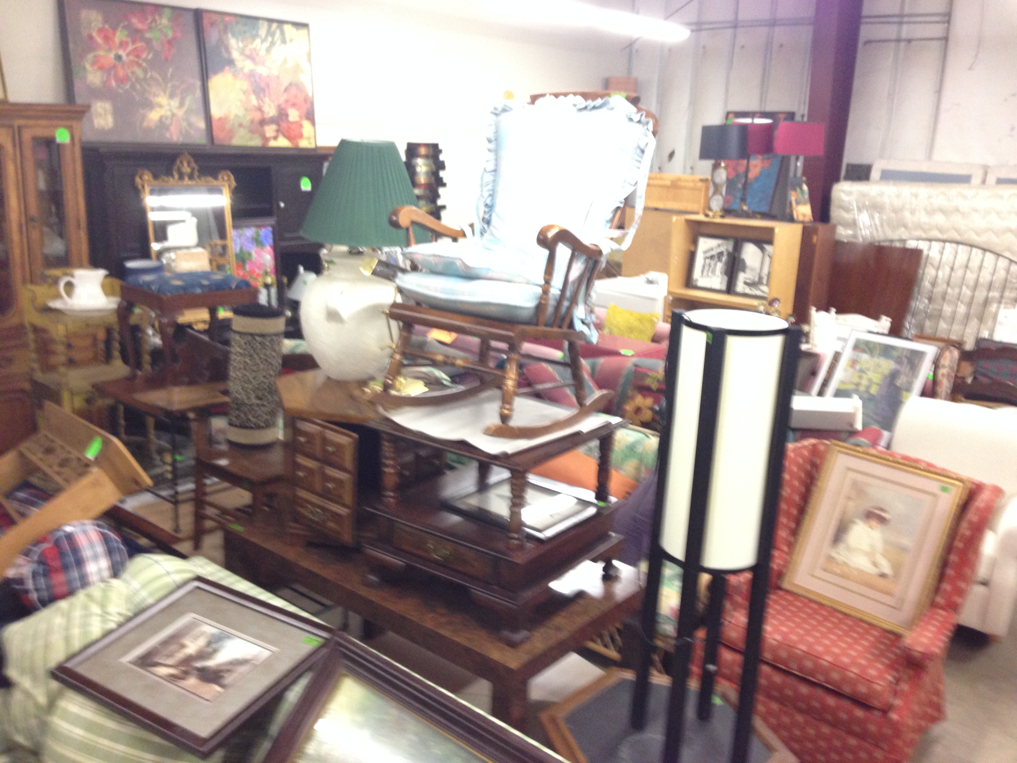 17th Annual Upscale Rummage Sale! All Proceeds Benefit Local  Non Profits!7000sf Warehouse Jam Packed With Collections From Over 21  Estate Sales! Furniture ...