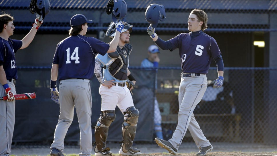 Baseball Recap: GBS 12, Maine West 4