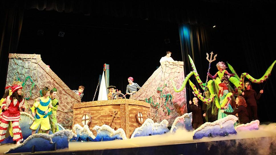 'Little Mermaid JR' at LBMS Friday …