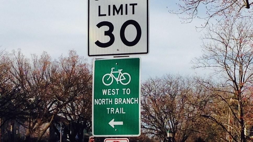 Bike Path Upgrades in Wilmette?