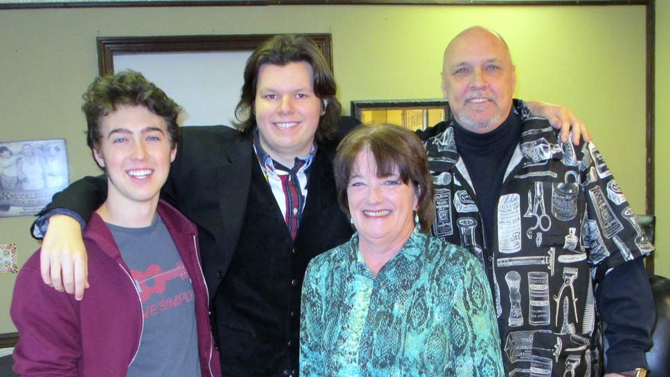 LFHS Musical Lathers Up