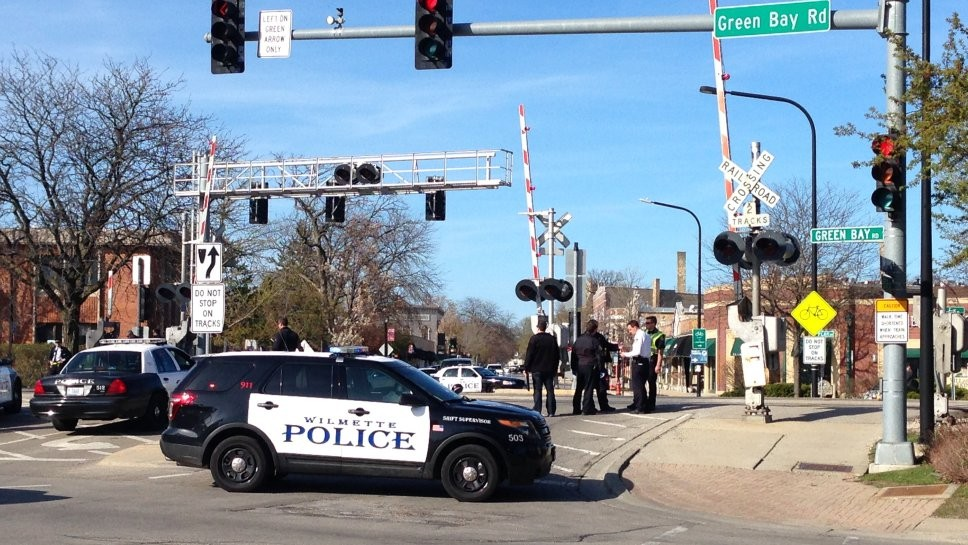 Train Kills Pedestrian in Wilmette