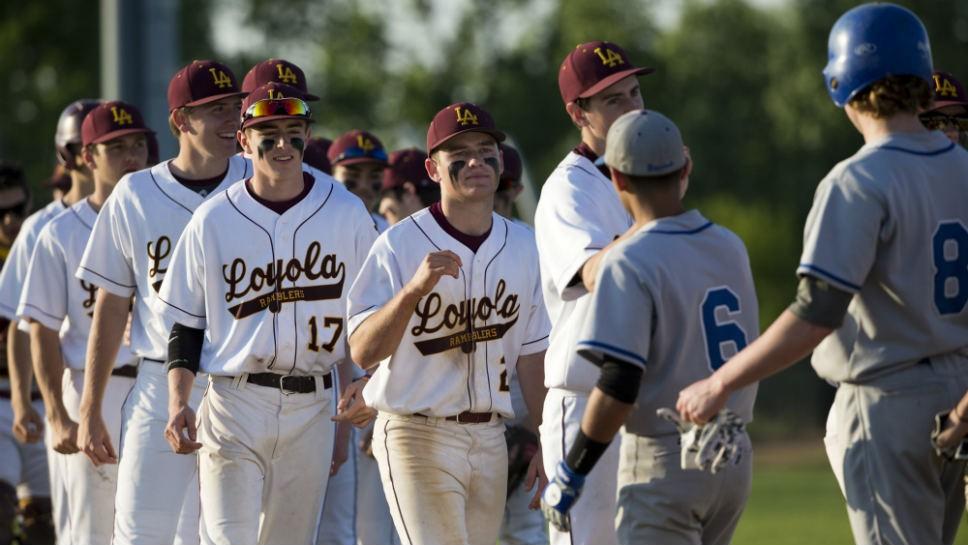 Sportsfolio: Loyola-Taft Regional Baseball