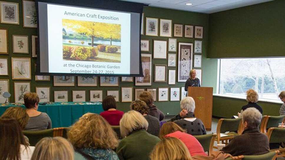 Artist Christy Klug Presentation