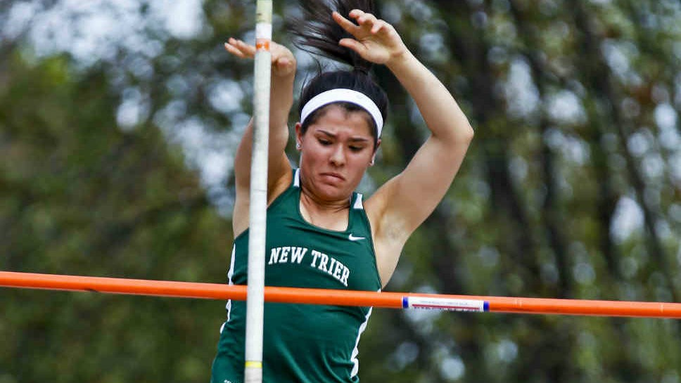 Pole vault is a passion for NT's Karabas