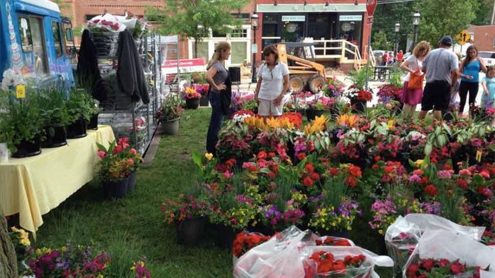 Farmers Market Opens Friday In LB