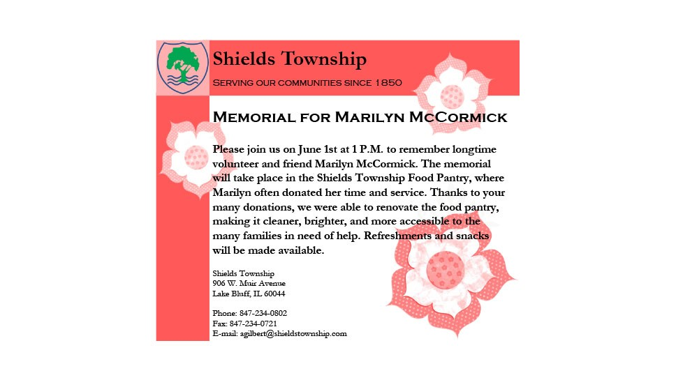 Remembering Marilyn McCormick