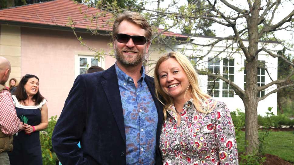 Andrew & Rachel Osborne