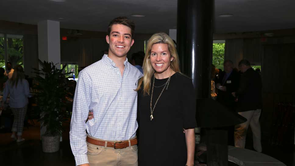 Ford & Shelley Johnston