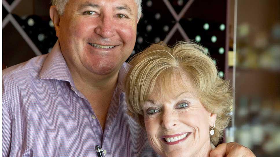 Debbie and Carlos Nieto Photography by Joel Lerner