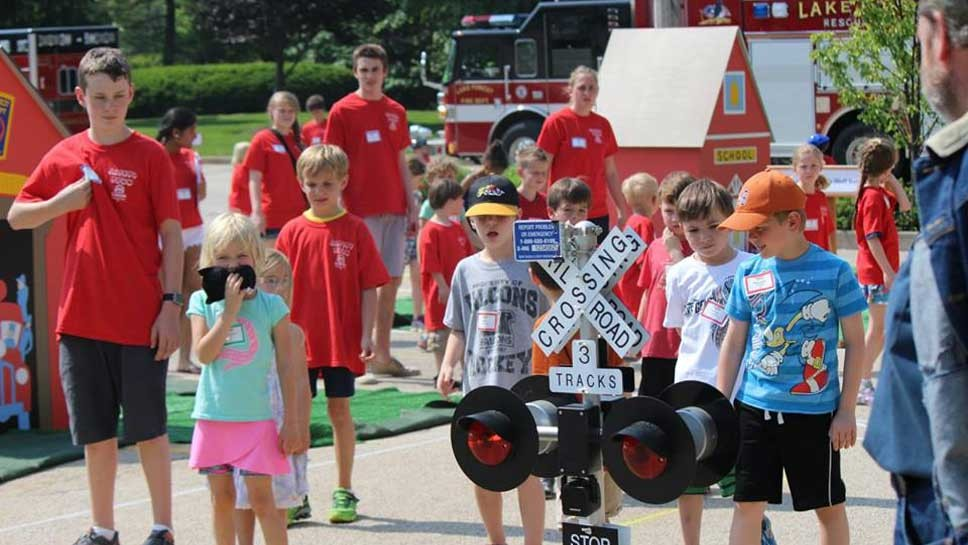 Safety Town Sells Out