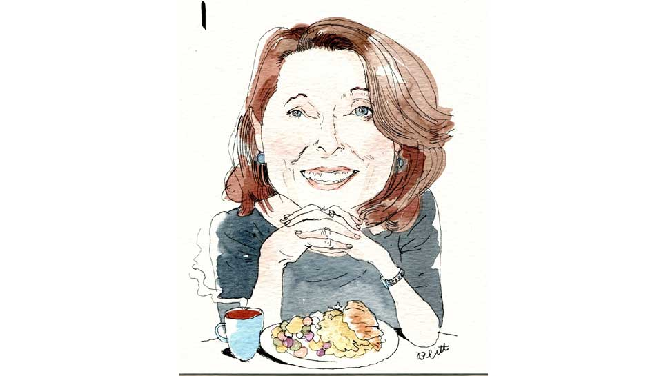Sheila Nielsen Illustration by Barry Blitt
