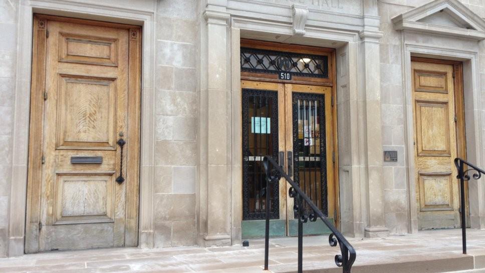 Winnetka OKs Door Restoration