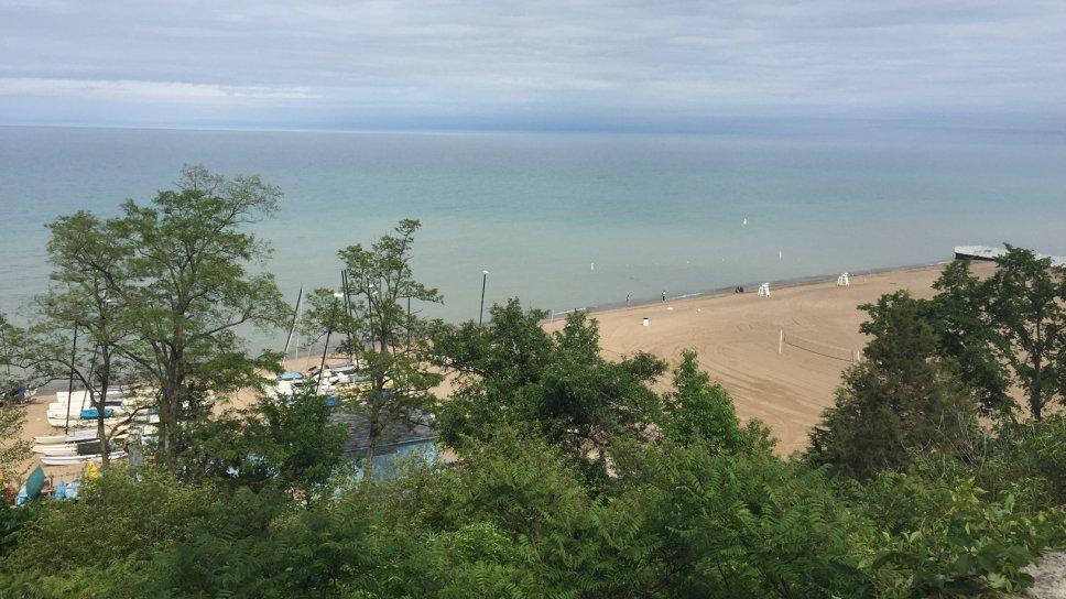 Glencoe Beach
