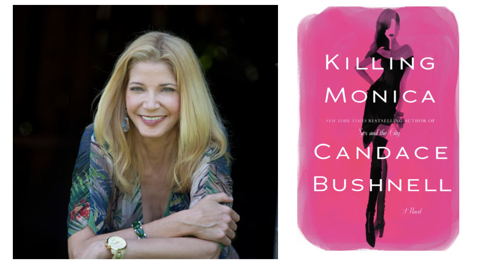Candace Bushnell will be at the Book Stall in Winnetka on Friday, June 26, 2015