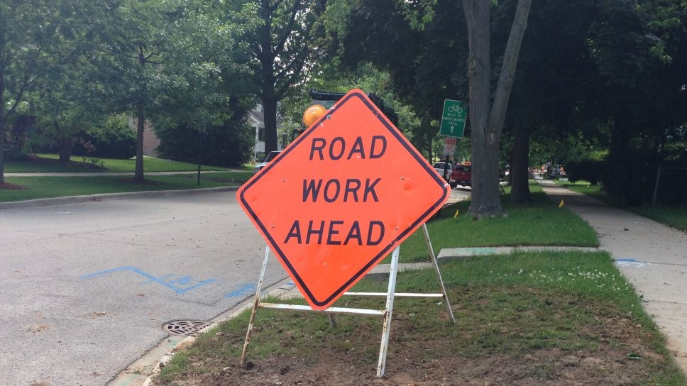 Replacing Wilmette's Aging Gas Lines