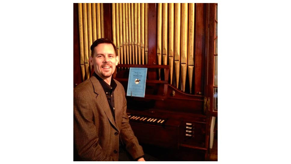 New Organist at First Presbyterian
