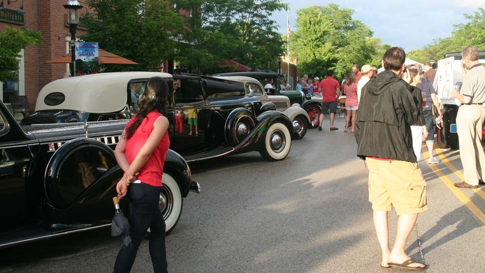 Auto Show Returns to Lake Bluff