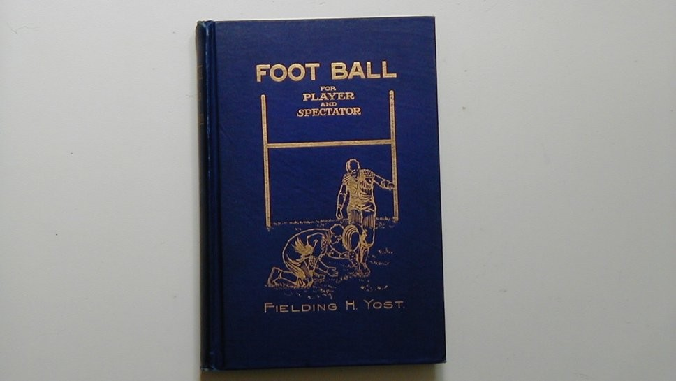 Friends Bookstore Discovers Rare Football Book