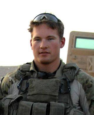 Corporal Benjamin S. Kopp; photo by arlingtoncemetery.net