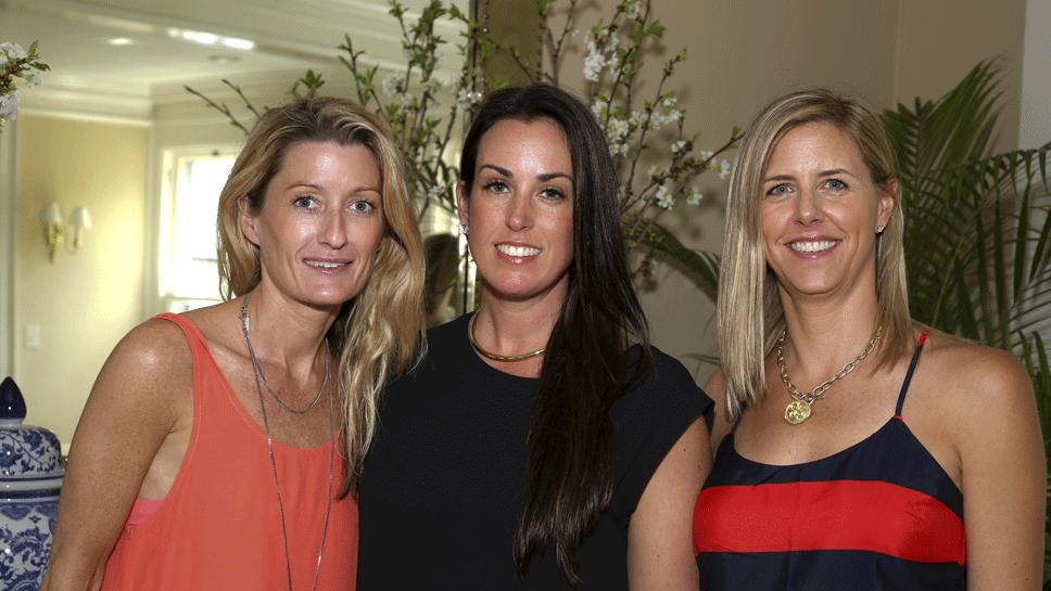 Kelly Hoopis, Lindsey Kelly, and Jodi Brown
