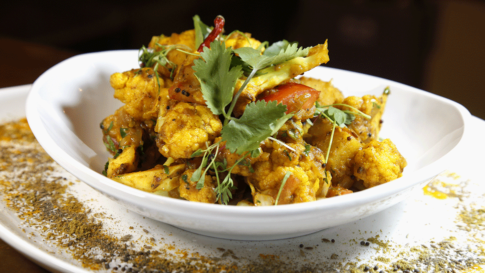 Marigold Chef Spices It Up