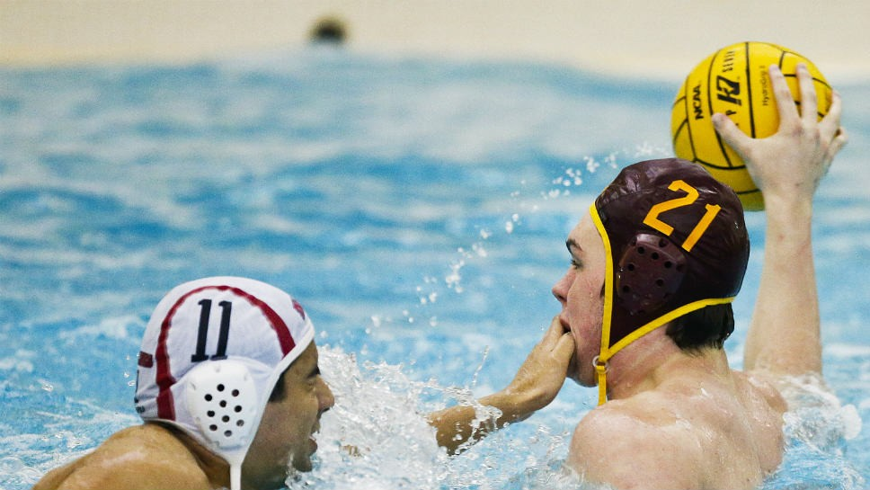 The Few, the Proud, the … Water Poloists