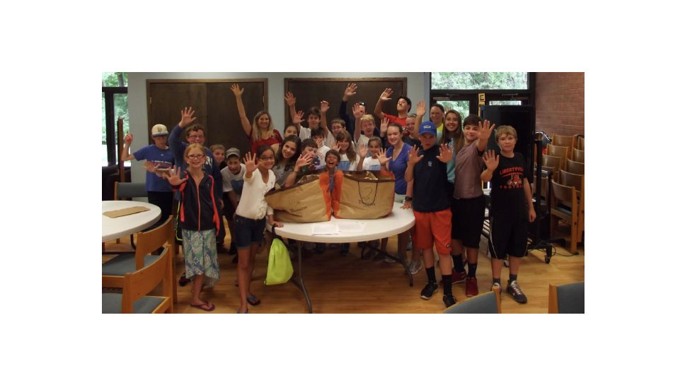 Camp Teaches Volunteer Skills