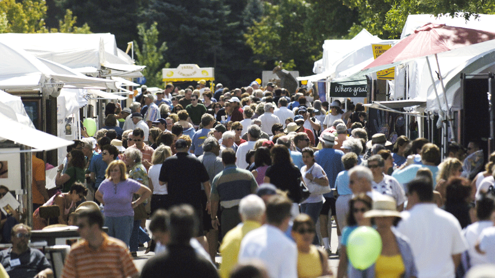 The Port Clinton Art Festival Returns to Highland Park with Brand New Layout
