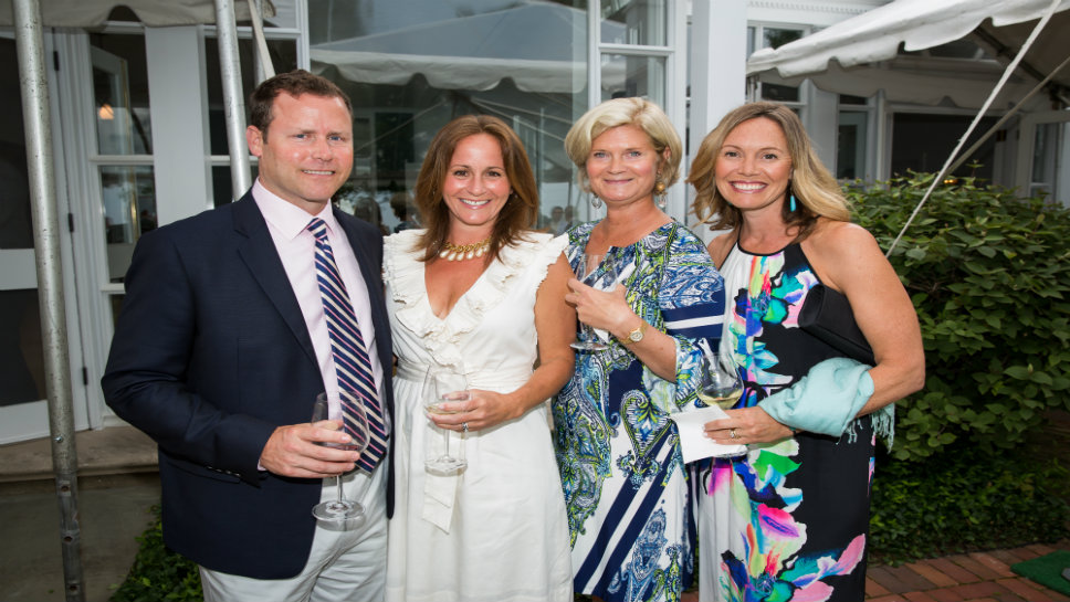 55th Annual Pro Am Dinner On The Bluff