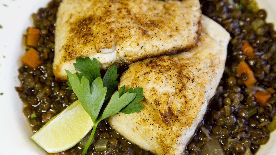Whitefish Instead of Salmon?