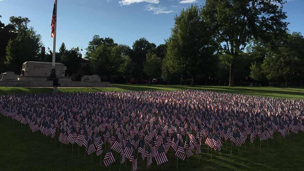 Winnetka Honors 9/11