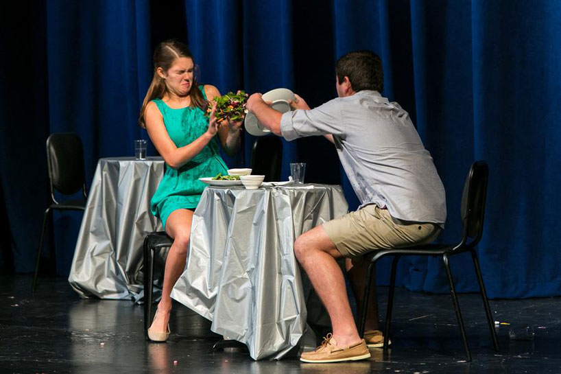 Scenes from a One Act play