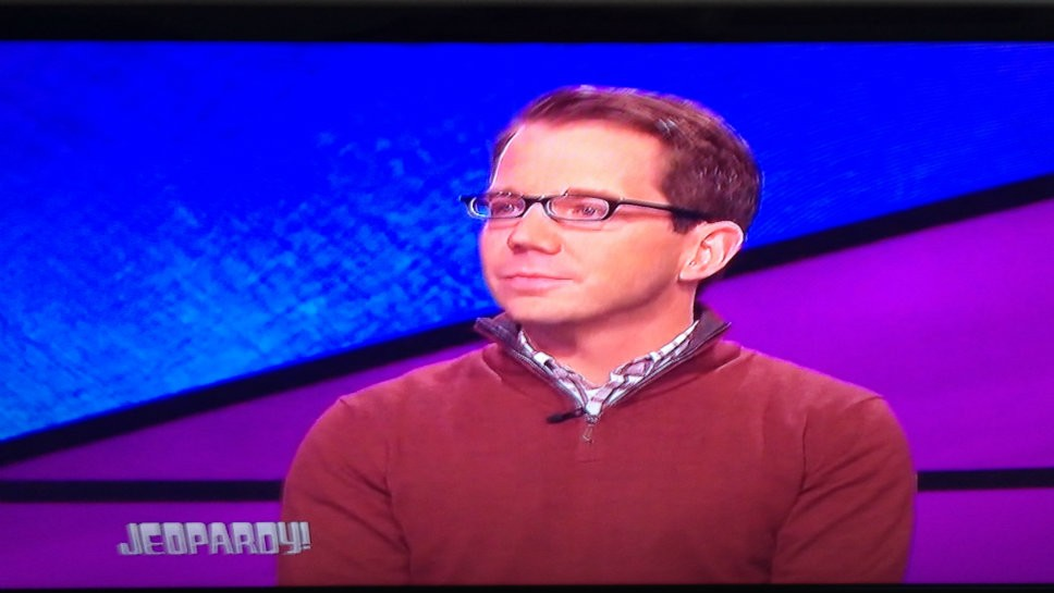 HPHS Teacher Stumbles on 'Jeopardy!'