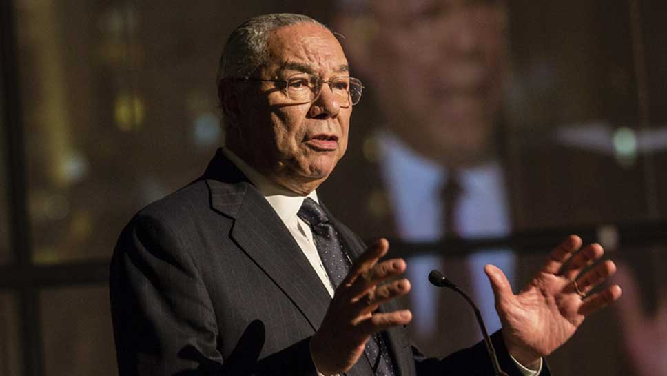Keynote Speaker and Honoree General Colin L. Powell USA (Ret.)