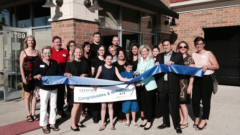 Glenview Chamber In Celebratory Mood